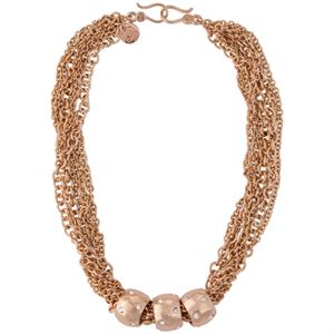 Picture of Zoe Rose Gold Necklace