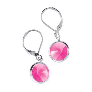 Picture of Rose Channel Earrings